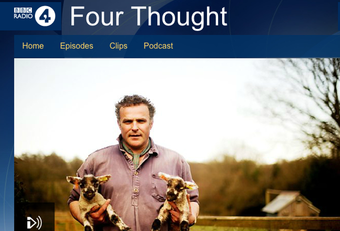 BBC Radio 4 Four Thought Nick Ivins The Pull of the Land