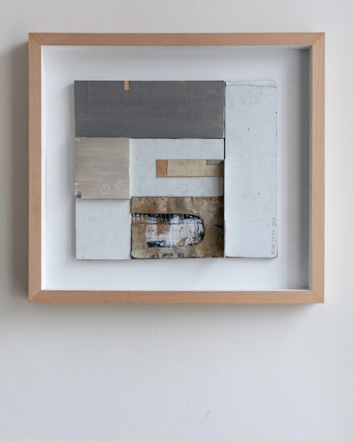 relief, artwork, art, frame, art collector, Nick Ivins, the Cobb, marine art, harbour, lyme regis,