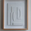 relief, artwork, art, frame, art collector, Nick Ivins, the Cobb, lyme regis,